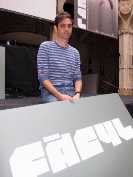 José Maria Vieira Mendes, De La Compañía Teatro Praga En Salamanca