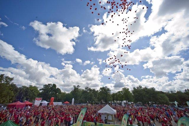 Carrera Popular Contra El SIDA