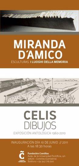 Exposición Miranda D'amico Y Agustín De Celis En La Fundación Comillas