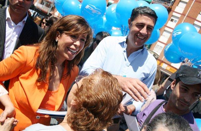 Alicia Sánchez-Camacho Y Xavier García Albiol