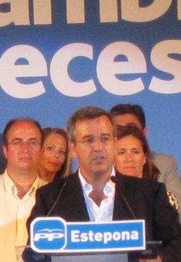 José María García Urbano, Alcalde De Estepona (PP)