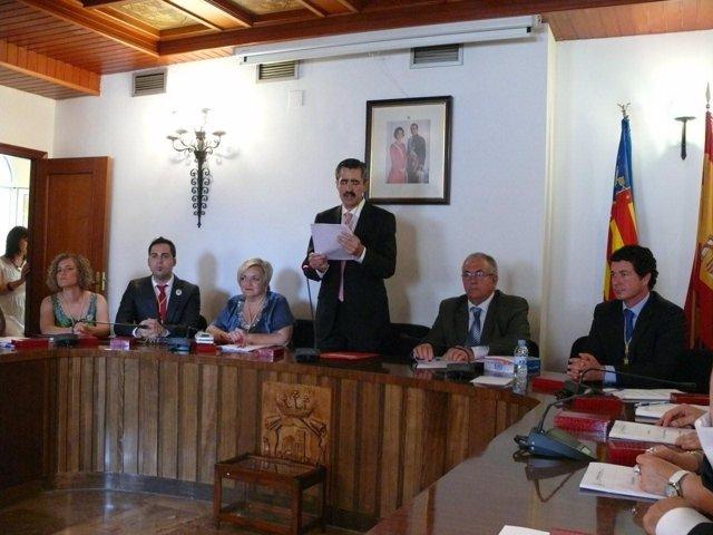 Constitución Del Ayuntamiento