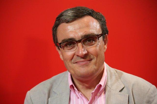 El alcalde de Lleida, Àngel Ros