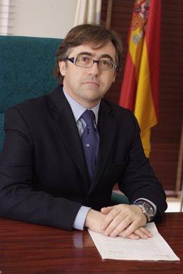 El alcalde de Arganda, Pablo Rodríguez Sardinero