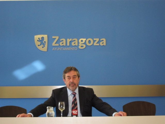 Juan Alberto Belloch, Alcalde Zaragoza