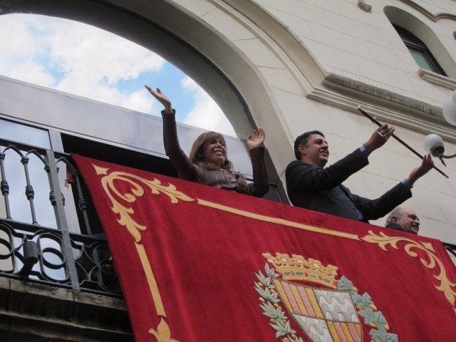 Alicia Sánchez Camacho Y Xavier García Albiol, PP