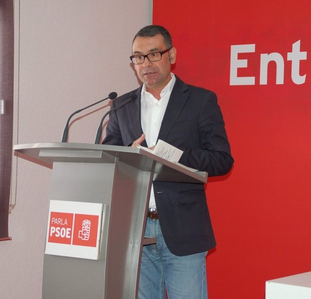 José María Fraile (PSOE Parla)