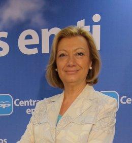 Presidenta Del PP-Aragón, Luisa Fernanda Rudi