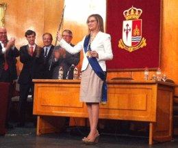 La Nueva Alcaldesa De Aranjuez, María José Martínez