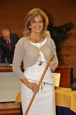 La Alcaldesa De Fuengirola, Esperanza Oña