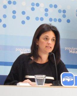 La Vicesecretaria Del PP De Málaga, Margarita Del Cid
