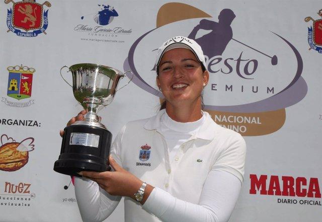 Laura Cabanillas, Campeona