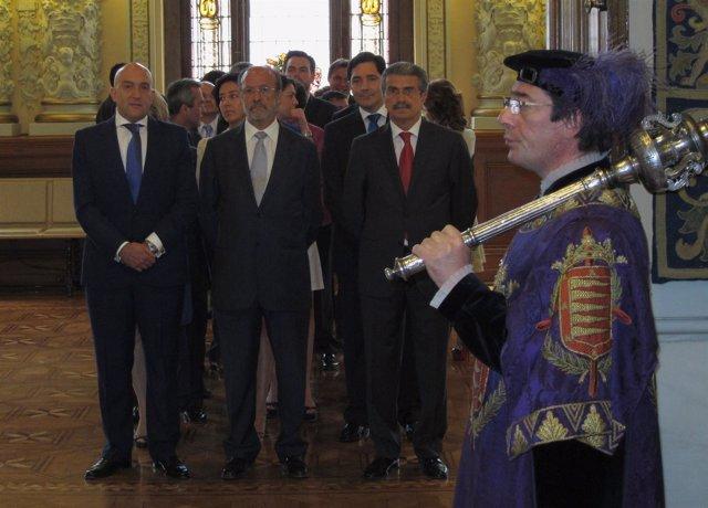 La Corporación Municipal Del Ayuntamiento De Valladolid