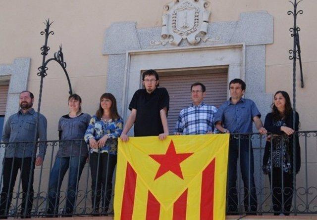Ayuntamiento De Navàs, Gobernado Por CUP Y ERC