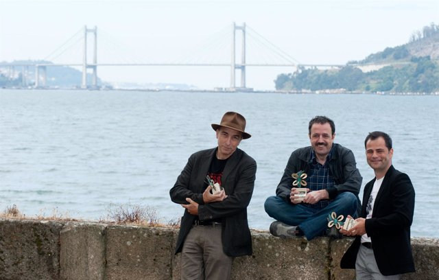 Ganadores Premios Xerais 2011