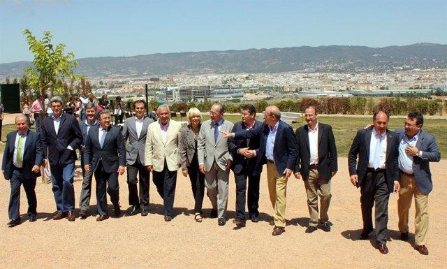 Futuros Alcalde De Las Ocho Capitales Andaluzas
