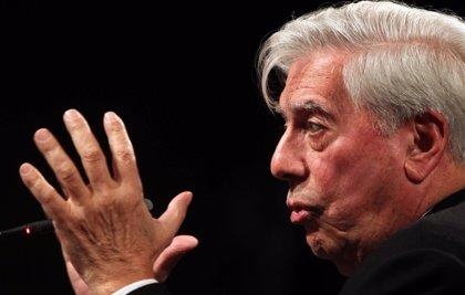 Perú.- Mario Vargas Llosa lleva el castellano hasta China y Japón