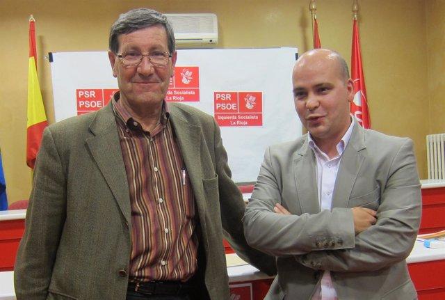 José Ignacio Cifrian Y Josu Gómez