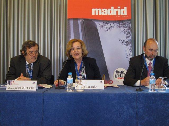 Presentación Del 16 Congreso De La SEOR