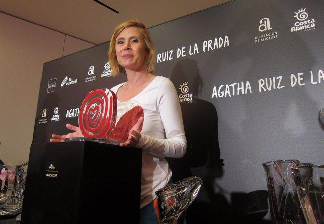Trofeo Vuelta España 2011 - Agata Ruiz De La Prada