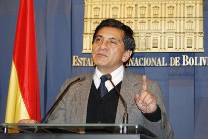 Bolivia.- Renuncia uno de los ministros más cercanos a Evo Morales por problemas de salud