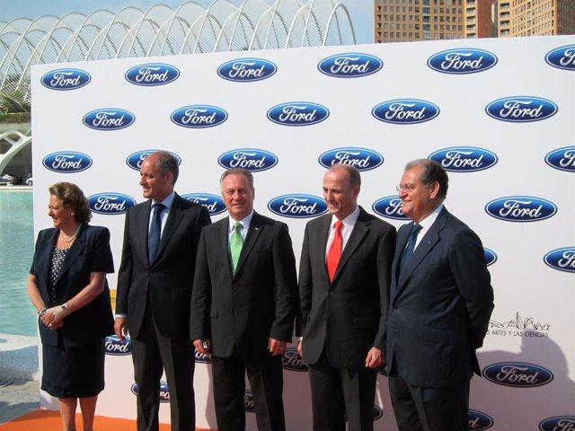 Ford Anuncia Sus Planes Para Almussafes