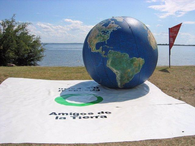 Amigos De La Tierra Cumple 40 Años