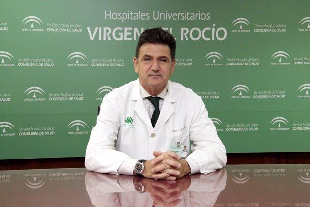 El Nuevo Presidente De La Sociedad Andaluza De  Otorrino, Francisco Esteban