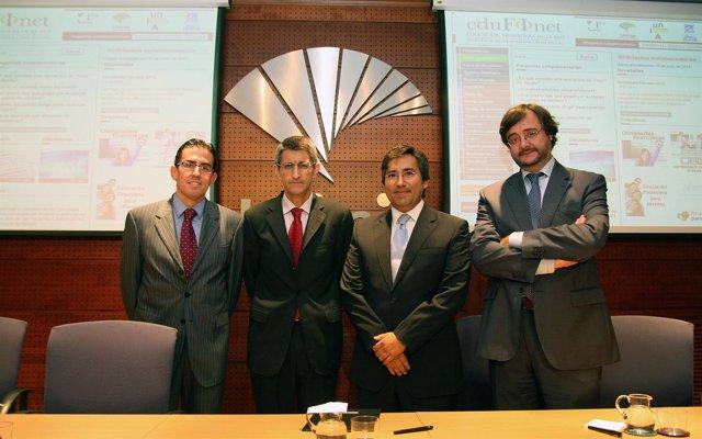 Edufinet Y El Instituto Andaluz De Estudios Financieros Firman Un Acuerdo.