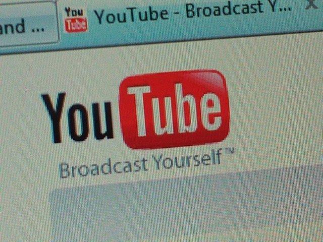 Youtube Logo Por Codenamecueball CC Flickr