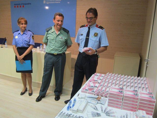 Operación Contra El Suministro De Sustancias Dopantes