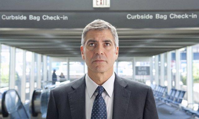 George Clooney en Up in the Air