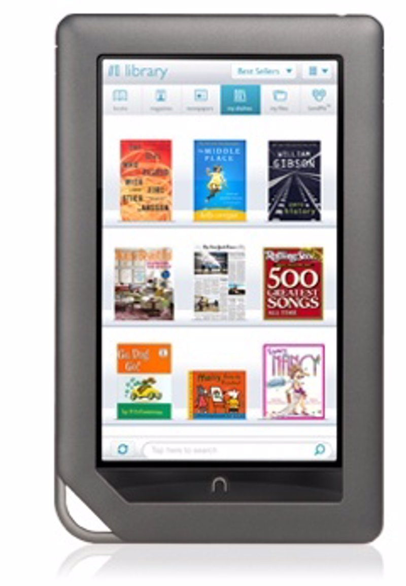 Barnes&Nobles vende el triple de \'ebooks\' que libros de papel