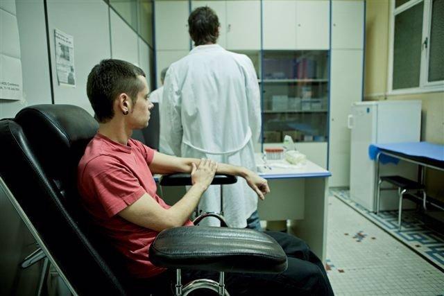 Exposición Fotográfica Sobre Paciente Con VIH