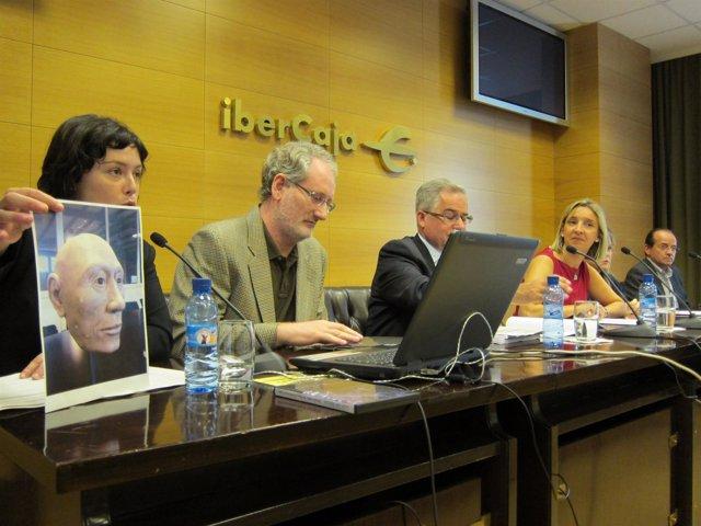 Presentación Del Estudio Genético Del Linaje De Aragón.