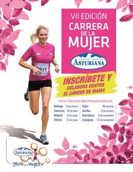 La Carrera De La Mujer Espera A Reunir A 3.500 Corredoras En Vitoria