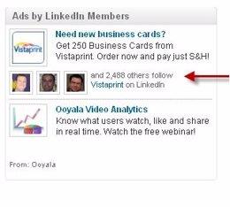 Publicidad En Linkedin Por Linkedin