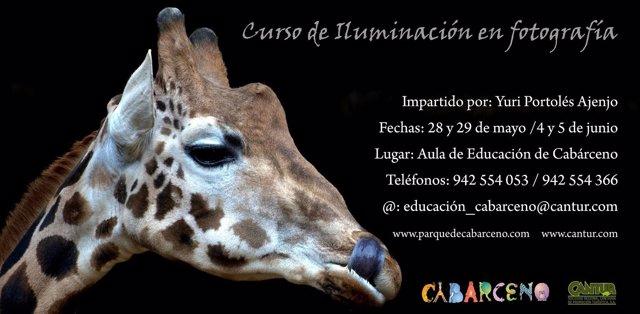 Curso Fotografía Cabárceno