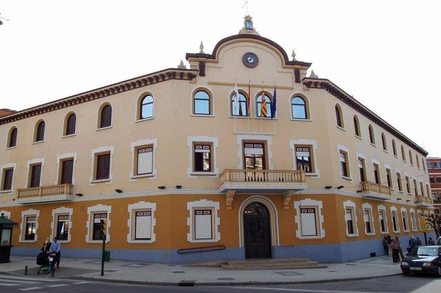 Ayuntamiento de Ejea (Zaragoza)