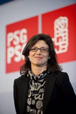 María José Caride (PSdeG)