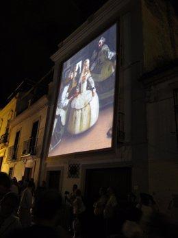 'Las Meninas' De Velázquez En La Cuesta Del Bailío, En 'Córdoba Museo Universal'