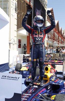 Sebastian Vettel Gana En Valencia