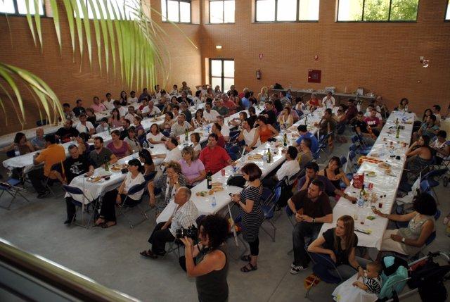 Celebración Del 25 Aniversaio De Chunta Aragonesista