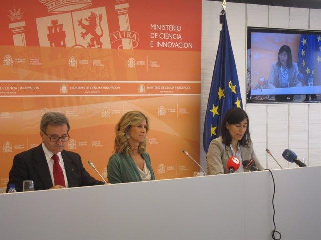 Presentación De Maria Blasco