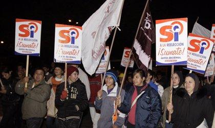 Seguidores de Lugo solicitan al Congreso que enmiende la Constitución