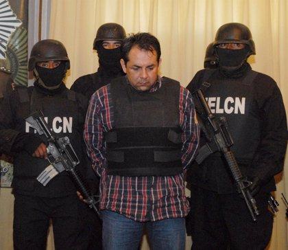 Colombia/Bolivia.- Bolivia captura a 'Porremacho', ex paramilitar colombiano acusado de narcotráfico y terrorismo