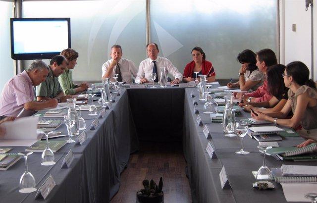 El Consejero Díaz Trillo Preside El Consejo Andaluz De La Biodiversida