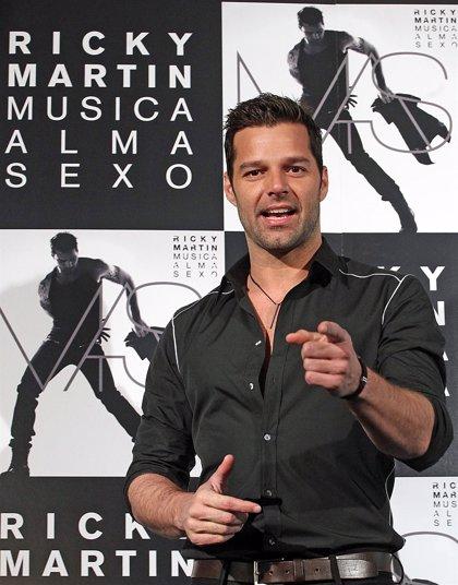 Ricky Martin llega a Barcelona para reivindicar la importancia de la música, el alma y el sexo