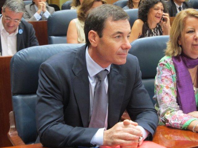 Tomás Gómez En La Asamblea