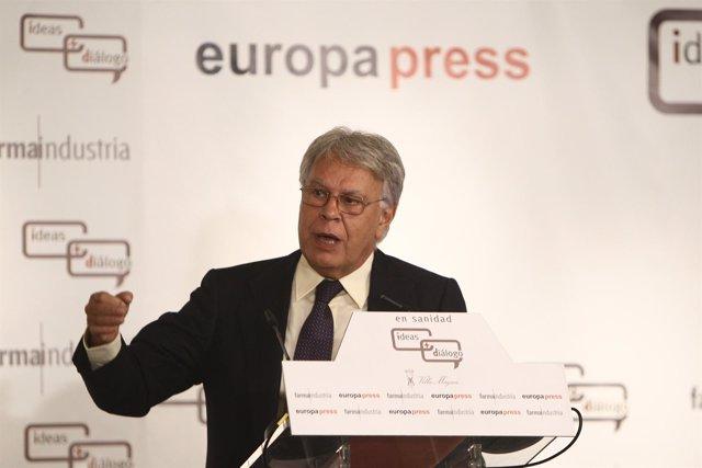 Ex Presidente De Gobierno, Felipe González